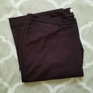BOGO ♡ Brown Coldwater Creek trousers